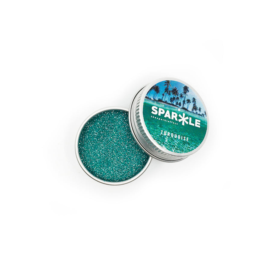 Sparkle Touch - Turquoise Blend