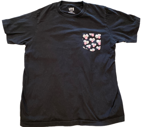 Kaws x Uniqlo BFF Pocket T-shirt - (Medium) - Kickstasy Hypebeast Clothing and Sneakers