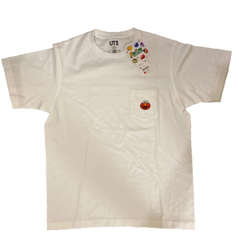 Kaws Sesame Street T-shirt - (M) - Kickstasy Hypebeast Clothing and Sneakers