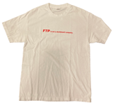"Fuck The Population ""FTP Is Not A Skateboarding Company"" T-shirt - (Large) - Kickstasy Hypebeast Clothing and Sneakers"