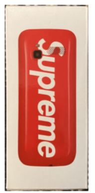 Supreme BLU Burner Phone - Kickstasy Hypebeast Clothing and Sneakers