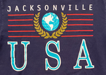 Vintage Jacksonville USA Tee (M) - Kickstasy Hypebeast Clothing and Sneakers