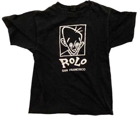 Vintage Rolo San Fransisco T-shirt - ( - Kickstasy Hypebeast Clothing and Sneakers