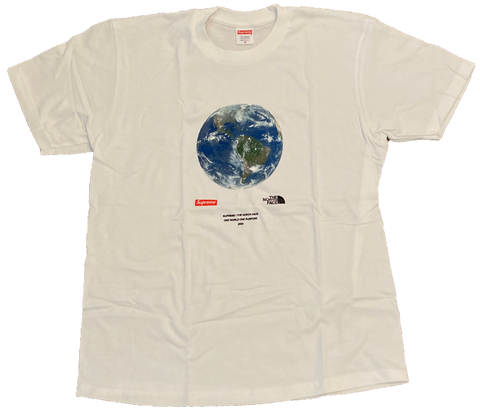 Supreme The North Face One World T-shirt - (medium) - Kickstasy Hypebeast Clothing and Sneakers