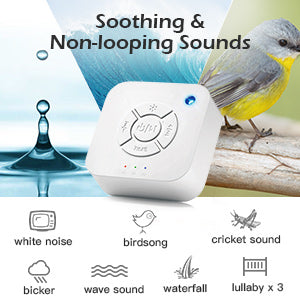 white noise sound machine for baby