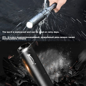Super Bright baseball bat shaped alloy Torch for Emergency and Self Defense