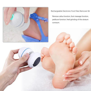 Electric Foot Grinder Hard Cracked Skin Pedicle Trimmer