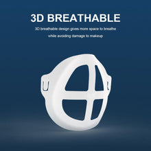 Load image into Gallery viewer, 3D Mouth Mask Support Breathing Assist