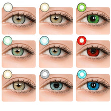 Load image into Gallery viewer, Halloween Cosplay Crazy Contact Lens