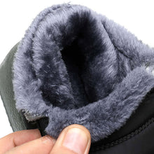 Load image into Gallery viewer, Waterproof Fur Lined Snow Short Boots