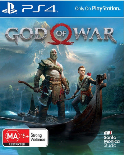 God of War - PS4 - PlayStation 4 (Used)
