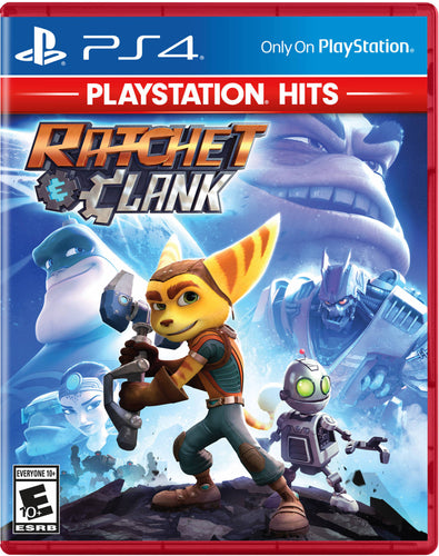 Ratchet And Clank - PS4 - Playstation 4 (Used)