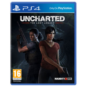 Uncharted: The Lost Legacy - PS4 - Playstation 4 - (Used)