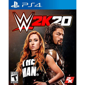 WWE 2K20 - PS4 - Playstation 4 (Used)