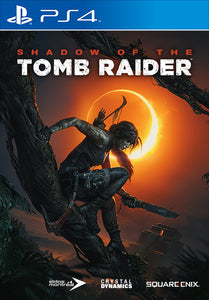 Shadow of the Tomb Raider - PS4 - Playstation 4 (Used)