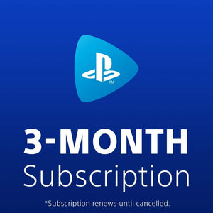 Playstation Now 3 Months Subscription - USA