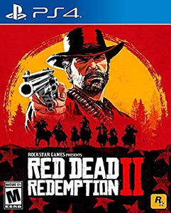 Red Dead Redemption 2 - PS4- Playstation 4