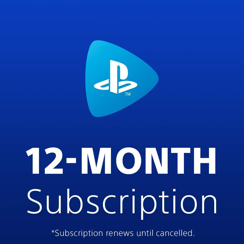 Playstation Now 1 Year Subscription - USA