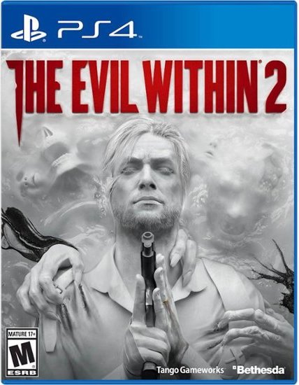 The Evil Within 2 - PS4 - Playstation 4 (Used)