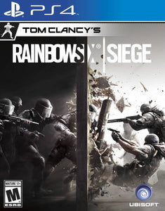 Tom Clancy's Rainbow Six: Siege - PS4 - Playstation 4 (Used)