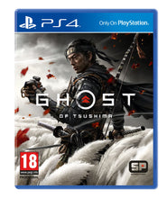 Load image into Gallery viewer, Ghost of Tsushima - PS4 - Playstation 4 (Used)