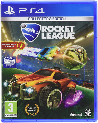 Rocket League - PS4 - Playstation 4 - (Used)