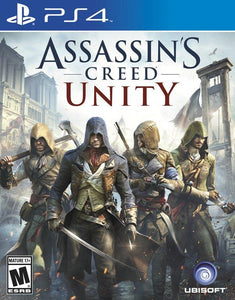 Assassin's Creed: Unity - PS4 - PlayStation 4 (Used)