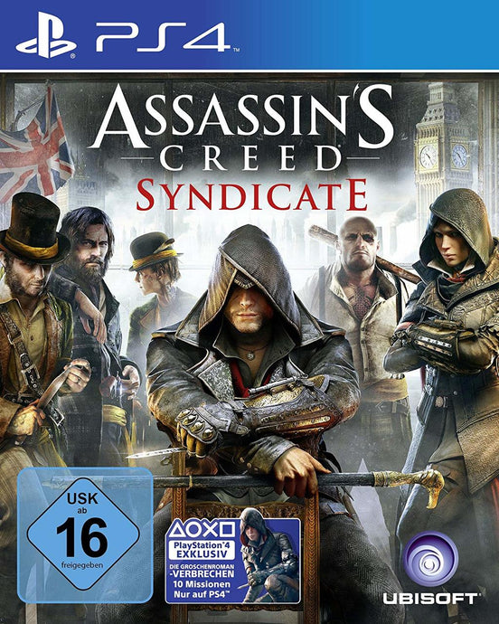 Assassin's Creed Syndicate - PS4 - PlayStation 4 (Used)