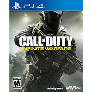 Call Of Duty: Infinite Warfare - PS4 - Playstation 4 (Used)
