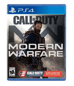 Call Of Duty: Modern Warfare - PS4 - PlayStation 4
