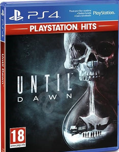 Until Dawn - PS4 - Playstation 4 (Used)