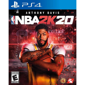 NBA 2K20 - PS4 - Playstation 4
