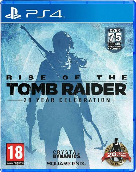 Rise of the Tomb Raider - PS4 - Playstation 4 (Used)