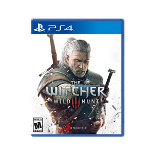 The Witcher 3 Wild Hunt GOTY - PS4 - Playstation 4 (Used)