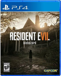 Resident Evil 7 Biohazard - PS4 - Playstation 4 (Used)