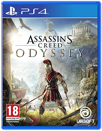 Assassin's Creed Odyssey - PS4 - PlayStation 4 (Used)