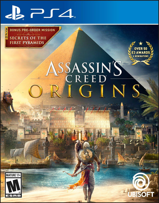 Assassin's Creed Origins - PS4 - Playstation 4 (Used)