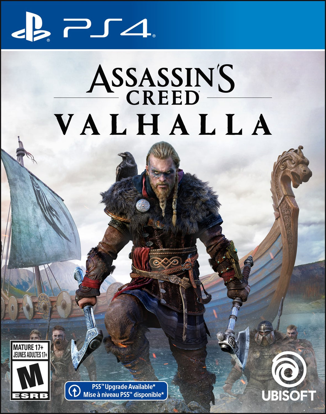 Assassin's Creed Valhalla - PS4 - PlayStation 4