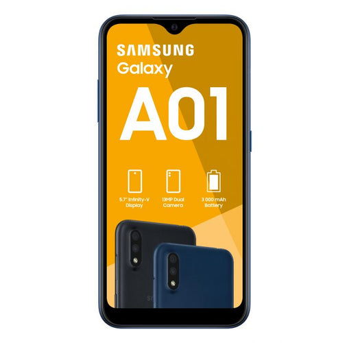 Samsung Galaxy A01 - 2GB RAM - 16GB Storage