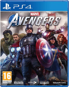 Marvel's Avengers - PS4 - PlayStation (Used)
