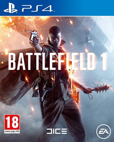 Battlefield 1- PS4 - PlayStation 4 (Used)