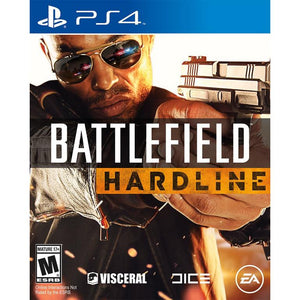 Battlefield Hardline - PS4 - PlayStation 4 (Used)