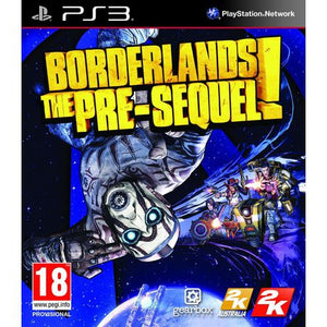 Borderlands: Pre-Sequel - PS3