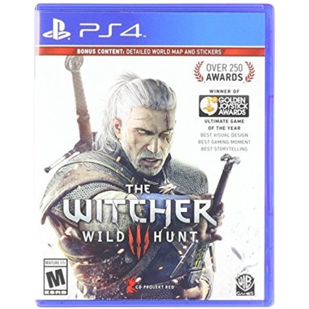 The Witcher 3 Wild Hunt - PS4 - Playstation 4 (Used)