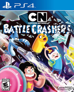 Cartoon Network: Battle Crashers - PS4 - PlayStation 4 - (Used)
