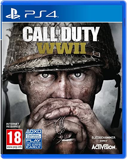 Call of Duty: WWII - PS4 - PlayStation 4 (Used)