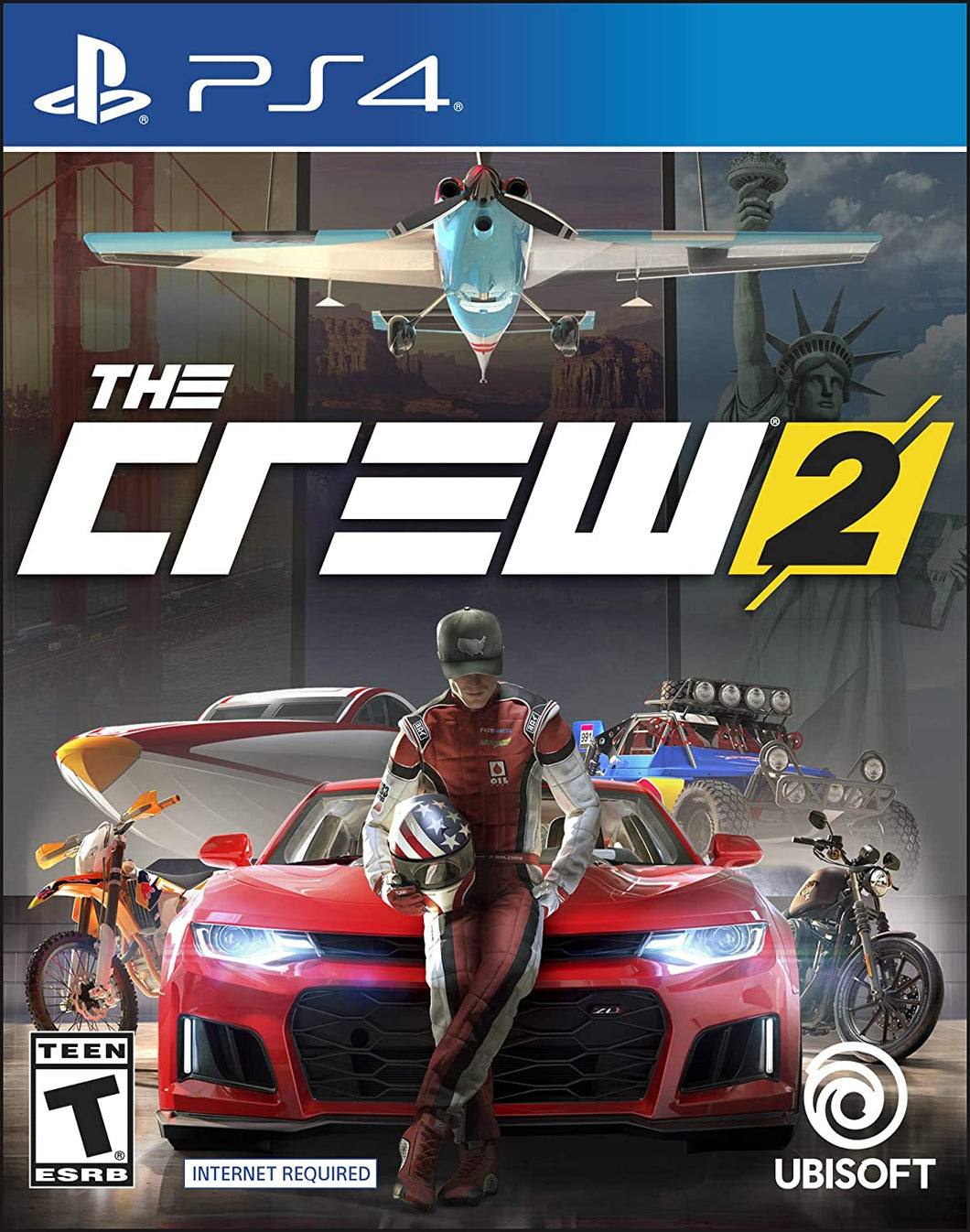 The Crew 2 - PS4 - (Used)