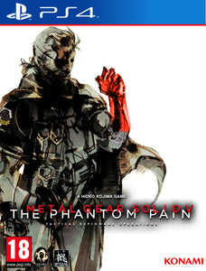 Metal Gear Solid V: The Phantom Pain - PS4 - Playstation 4 (Used)