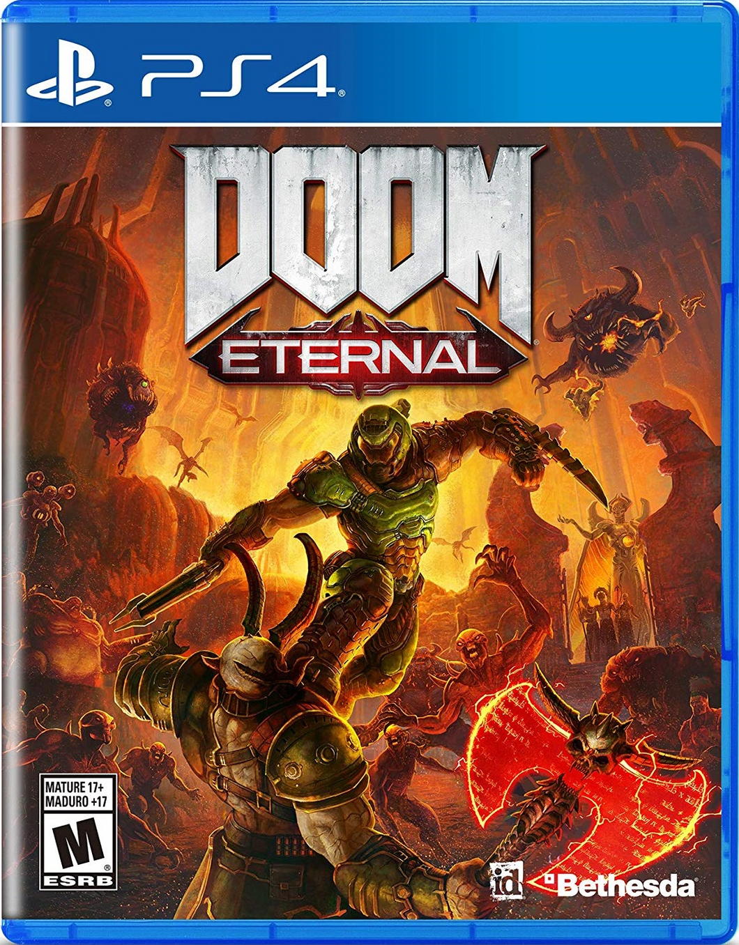 DOOM Eternal - PS4 - Playstation 4