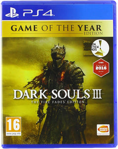 Dark Souls III: The Fire Fades Edition - PS4 - PlayStation 4 - (Used)